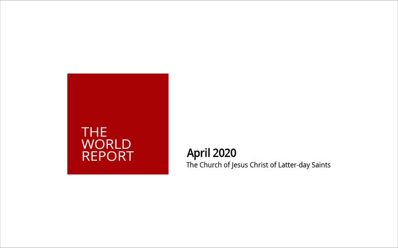The World Report April 2020